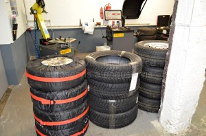 Prodej pneumatik